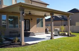 How To Build A Detached Patio Cover Custom Patio Covers In Utah Boyd U0027s Custom Patios