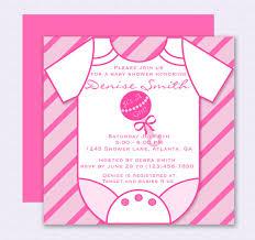 baby shower invitations templates editable onesie invitation