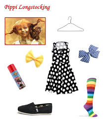 Pippi Longstocking Halloween Costumes Halloween Costumes Dolly U0027s Dressing Room