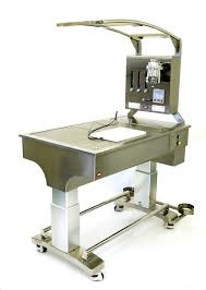 Surgical Table Mobile Ventilated Downdraft Surgery Table Leec