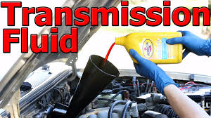 how to change automatic transmission fluid and filter complete