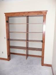 closet office shelving