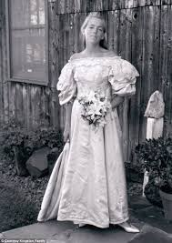 wedding dress lyrics pennsylvania woman is the 11th in family to wear the