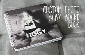 betties n brimstone custom photo baby board book