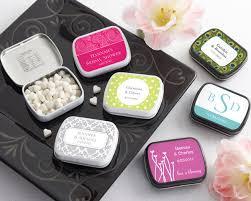 mint wedding favors personalized mint tins mint tin wedding favors
