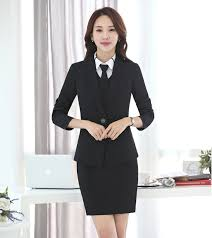 formal ladies dress suits for women business suits blazer and