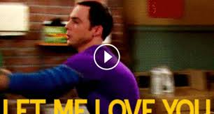 Big Bang Theory Birthday Meme - animated gifs about big bang theory let me love you meme found