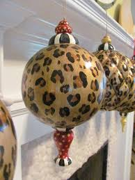 animal print ornaments rainforest islands ferry