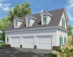 3 Car Garage Plans Garage Apartment Plan 30032 Total Living Area 887 Sq Ft 2