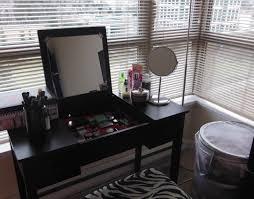 Homemade Makeup Vanity Ideas Table Vanity Mirror Table With Lights 83 Breathtaking Decor Plus
