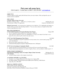 Best Resume College Graduate by Good Resume Format For Teachers Free Resume Example And Writing