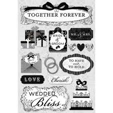 wedding scrapbook stickers foster wedding scrapbooking