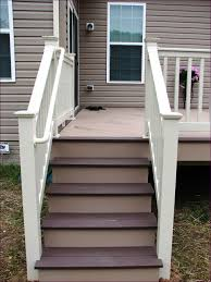 building a small home outdoor wonderful deck stairs to patio installing steps on a