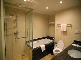 Recessed Lighting In Bathroom Bathroom Recessed Lighting Small Bathroom Shower With Glass Door