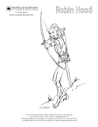 manelle oliphant illustration free coloring page friday robin