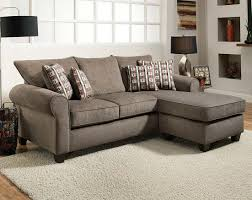 Livingroom Sectional by Living Room Sectional Couches With Brown Rug And Brown Modern