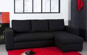 canape angle noir conforama sélection de canapés en promotion chez conforama