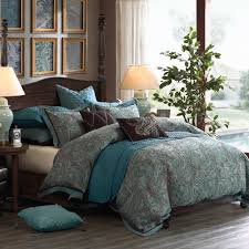hampton hill lauren 8 piece comforter set in true blue bed bath
