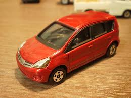 tomica mitsubishi outlander 1 64 die cast toy cars tomica nissan note