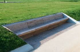 Benches In Park - slow ottawa on parks architecture and click