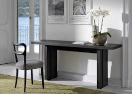 console turns into dining table porada tacos console dining table porada furniture at go modern