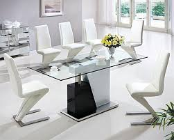 Maze Kitchen Table - glass top dining room tables plus dining table having round