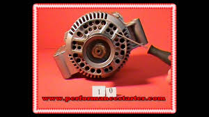 1996 ford aerostar 3 0 alternator rebuild kit youtube