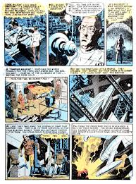 science fiction 31 wally wood pencil ink
