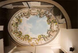 soffitti dipinti dipinti a soffitto luca mancini