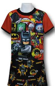 batman lego pajama set nerdy with children