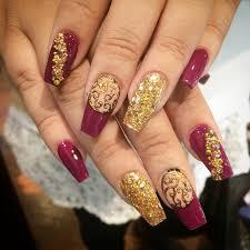 seasonal fall nail designs design trends premium psd vector