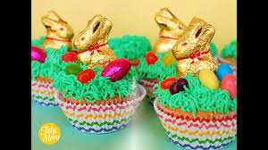 easy easter cupcake decorating ideas youtube