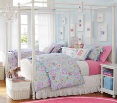 Purple Girls Bedding by Voile Bed Canopy A Romantic Way To Decorate Your Bedroom Girls
