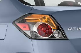 2009 nissan maxima vdc light brake light nissan restyles 2010 altima revises product structure