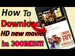 how to download tamil hd new movies in 300 mb tamil trick youtube