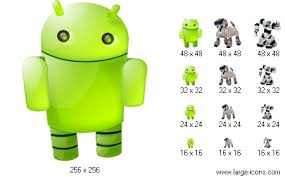 android icon size free large android icon pack some with free large