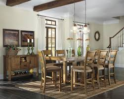 Dining Room Furniture Server Signature Design By Ashley Krinden Rustic Dining Room Server With
