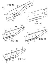 Pergola Rafter End Designs by Patente Us6829862 Pergola End Cap Google Patentes