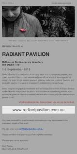 contemporary jewellery melbourne ordinari observations september 2014