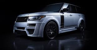 land rover vogue 2015 2016 range rover vogue aspen edition onyx concept