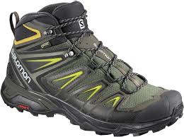 buy hiking boots near me salomon x ultra 3 mid gtx hiking boots s at rei