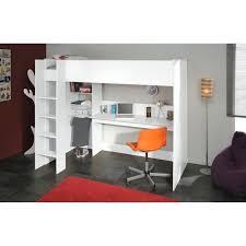 lit mezzanine avec bureau intégré lit mezzanine 1 place bureau integre writingtrue co