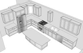 sketchup kitchen design sketchup kitchen design and sketchup help 10 faqs popular woodworking magazine