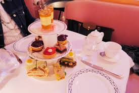 afternoon tea at sketch london as told by ash and shelbs