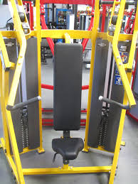 hammer strength mts chest press animal kingdom gym