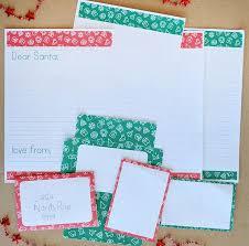 letter to santa set picklebums shop