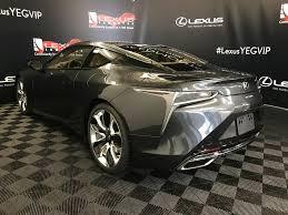 lexus lc performance new 2018 lexus lc performance package 2 door car in edmonton