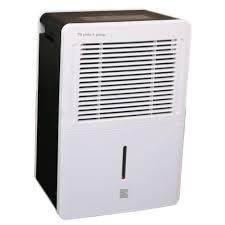 kenmore 54571 70 pt dehumidifier w water pump