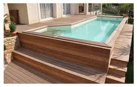 installateur piscine hors sol en bois à lille piscine du nord
