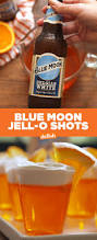 blue moon jell o shots recipe blue moon beer and moon